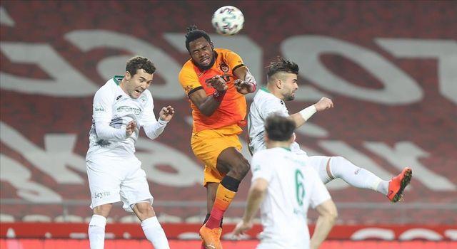 Gol düellosunu kazanan İttifak Holding Konyaspor