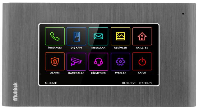 Multitek Binalarda Konuşma Sistemi Olarak Neden IP interkom Sistemi Tercih Edilmelidir?