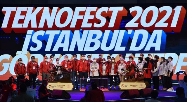 TEKNOFEST 2021 Teknoloji Yarışmaları başvuruları başladı