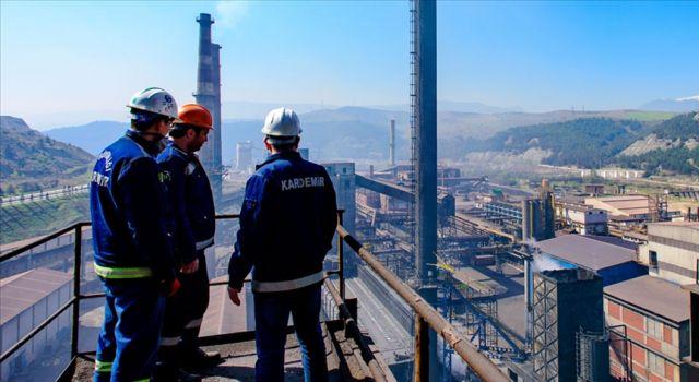 KARDEMİR enerji üretimiyle de ülke ekonomisine katkı sağlıyor