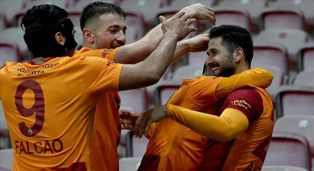 Galatasaray, Konyaspor'u tek golle geçti