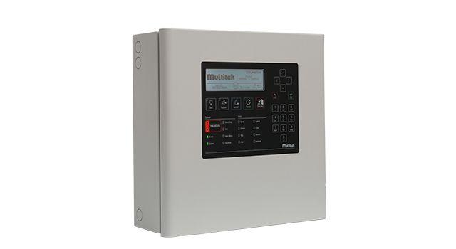 Multitek Yangın Alarm Sistemleri ailesini genişletiyor / AKILLI ADRESLİ YANGIN ALARM SİSTEMLERİ