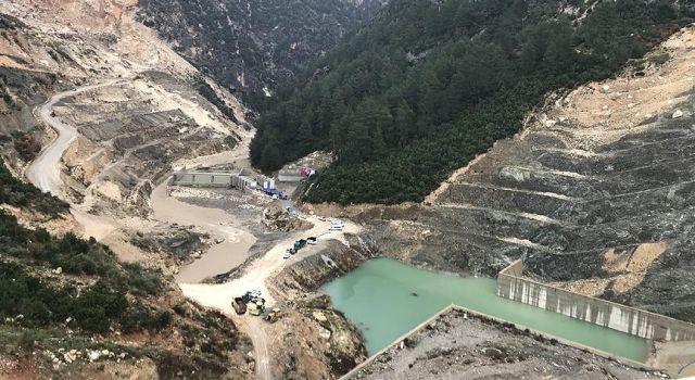 Tarsus Pamukluk Barajı Yılda 68 Milyon kWh Enerji Üretecek