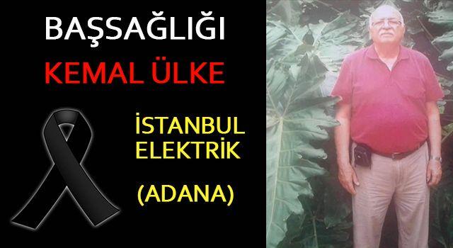 Vefat Haberi - İstanbul Elektrik (Kemal Ülke)