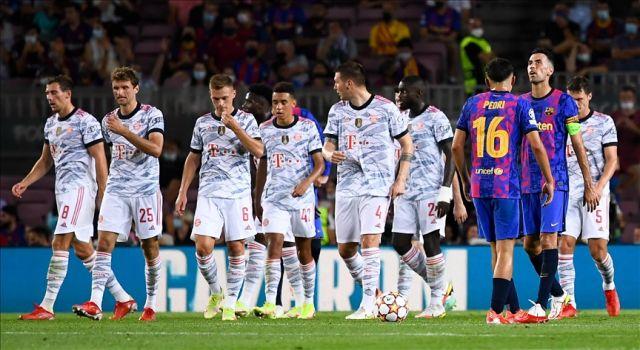 Bayern Münih, Barcelona'yı rahat geçti