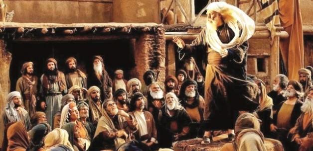 Ses getirecek Hz. Muhammed filminin vizyon tarihi