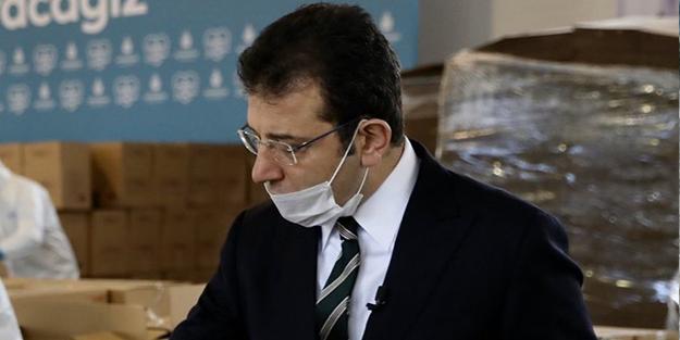 İmamoğlu geçmiş dönemdeki CHP politikalarını yerden yere vurdu.