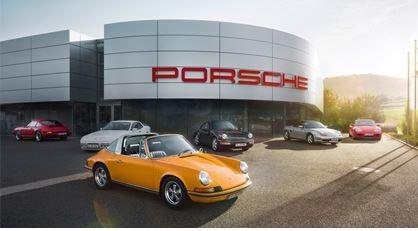 Porsche'dan Otomobil Tarihinde Yeni Döneme İlk Adım