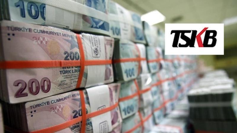 TSKB'den yılın ilk yarısında 322,8 milyon TL net kar