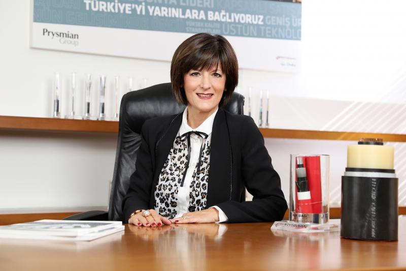 Türk Prysmian Kablo CEO'su Cinzia Farisè ile Söyleşi