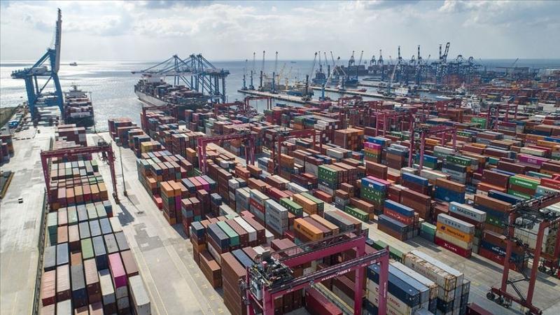 Türkiye'nin ihracatı haziranda geçen yılın aynı ayına göre yüzde 15,7 arttı