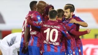 Trabzonspor 3 puana 3 golle uzandı