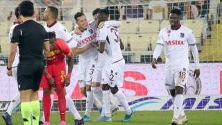 Trabzonspor Malatya deplasmanından 3 puanla ayrıldı