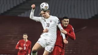 Milliler Letonya karşısında üstünlüğünü koruyamadı