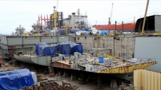 Pakistan ile Türk şirketi arasında 33,46 milyon dolarlık gemi inşası anlaşması