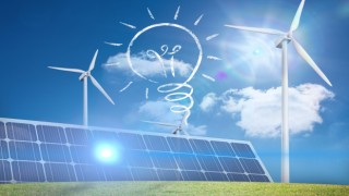 Türkiye rüzgar ve güneşten elektrik üretiminde dünya ortalamasının üzerinde